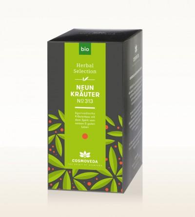 BIO 9 Kräuter Tee 20 x 1,8g