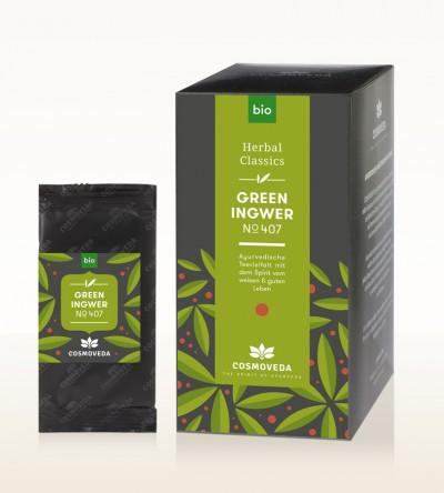 BIO Green Ingwer Tee