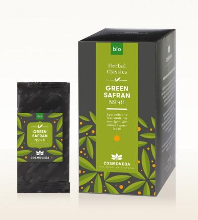 BIO Green Safran Tee