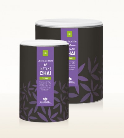 BIO Instant Chai Vegan - Chocolate Mint