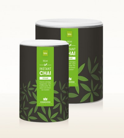 BIO Instant Chai Vegan - Mint