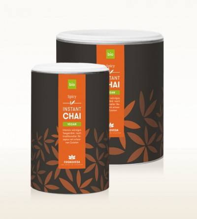 BIO Instant Chai Vegan - Spicy