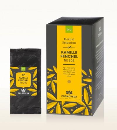 BIO Kamille Fenchel Tee