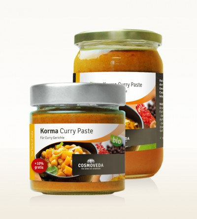 BIO Korma Curry Paste