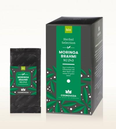 BIO Moringa Brahmi Tee