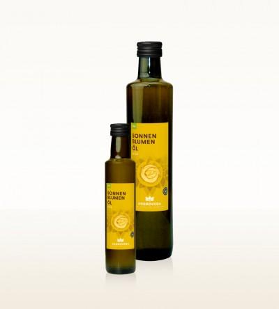 BIO Sonnenblumenöl mild