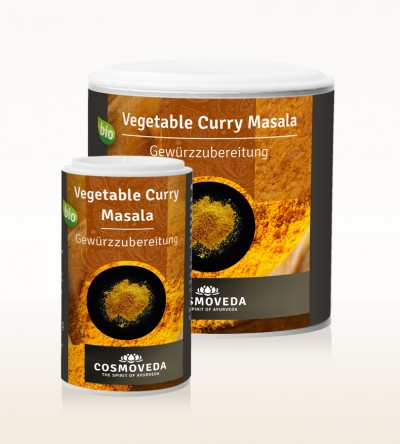 BIO Vegetable Curry Masala