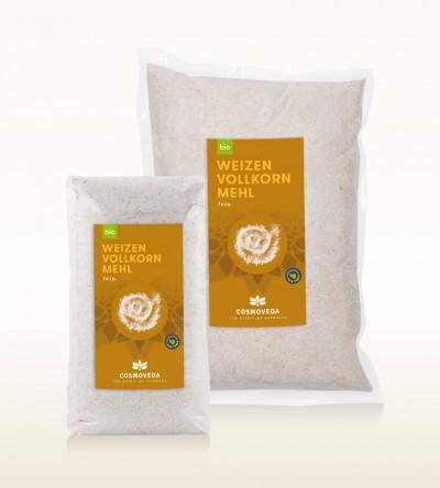 BIO Weizenvollkornmehl