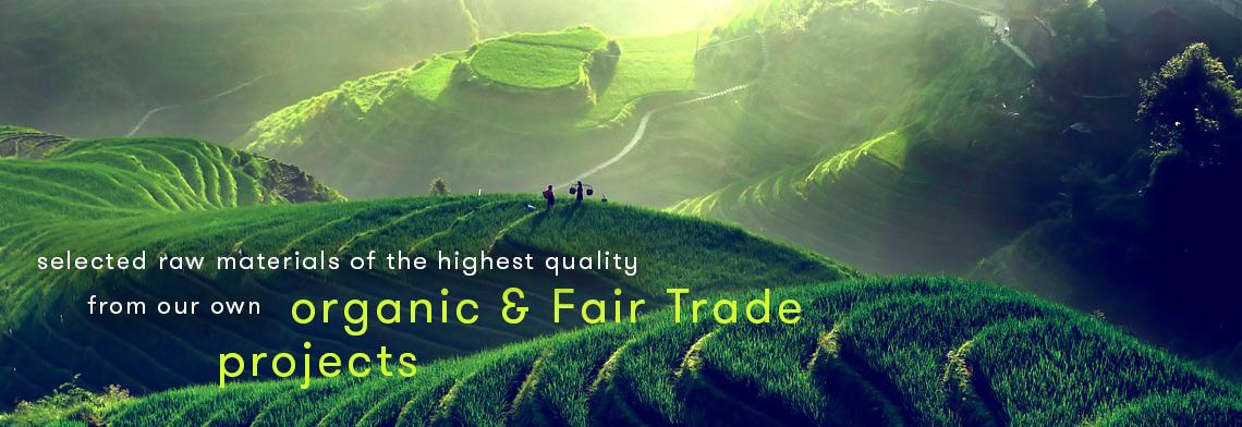 Cosmoveda Fair Trade
